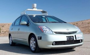 Google recibe la patente para coches auto-conducibles [Noticia]