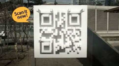 Supermercado crea Código QR que solo se ve a las 12 PM [Video]