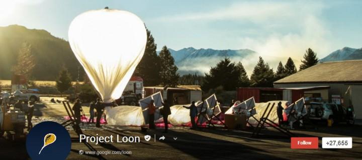 Conoce el proyecto de Google para dar internet a todo el mundo: Loon