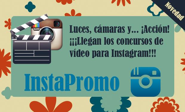 Crea concursos de video en Instagram con Cool Tabs