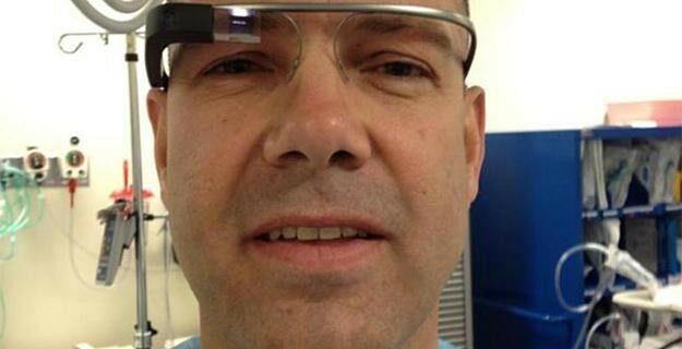 Primeras dos cirugías realizadas con unos Google Glass puestos