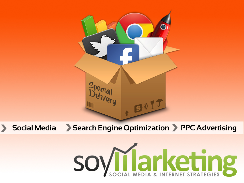 Servicios de Marketing digital