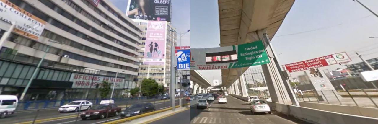 """Súbete a la """"máquina del tiempo"""" de Google Street View"""