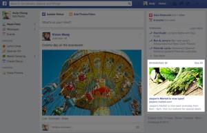 Facebook agranda las imágenes de sus anuncios publicitarios