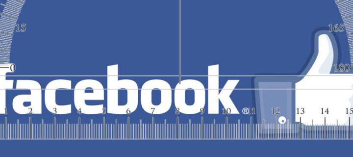 Cómo Facebook ajusta el tamaño de las fotos en tus publicaciones