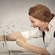 Cómo responder a un mal comentario en redes sociales